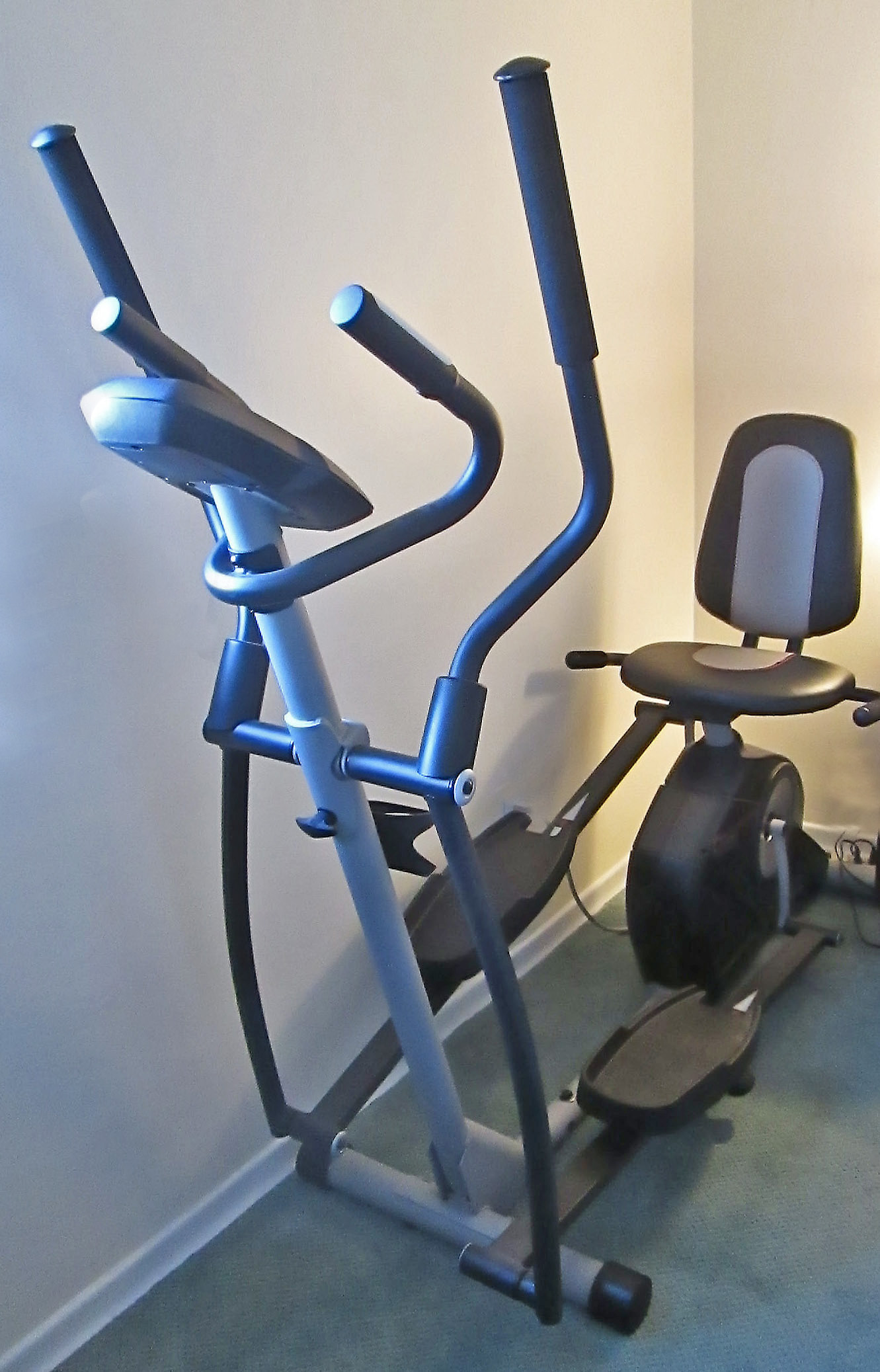 ProForm Hybrid Elliptical Recumbent Bike